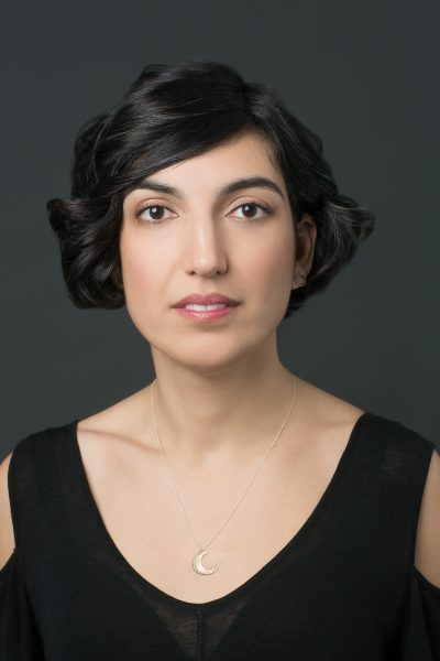 New Yorker staff writer and author Elif Batuman. (Courtesy Beowulf Sheehan)