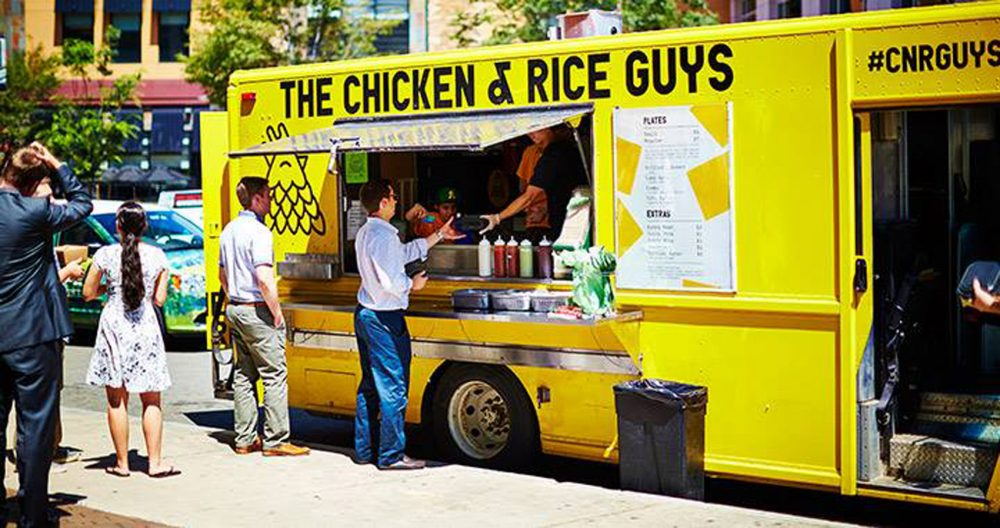 Chicken Rice Guys Suspend Operations After E Coli Cases Wbur News