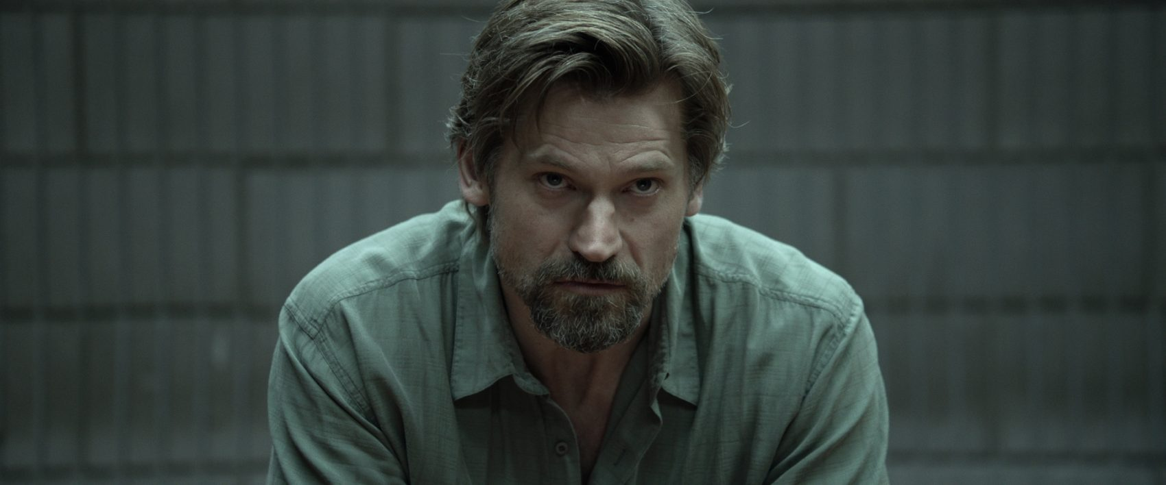"Nikolaj Coster-Waldau stars as an ex-cop fresh out of prison in ""Small Crimes."" (Courtesy Netflix)"