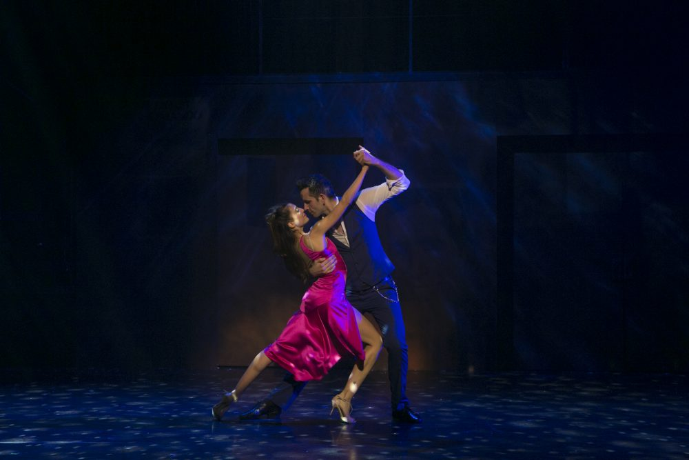 "Micaela Spina and Juan Cupini in ""Arrabal."" (Courtesy Evgenia Eliseeva)"