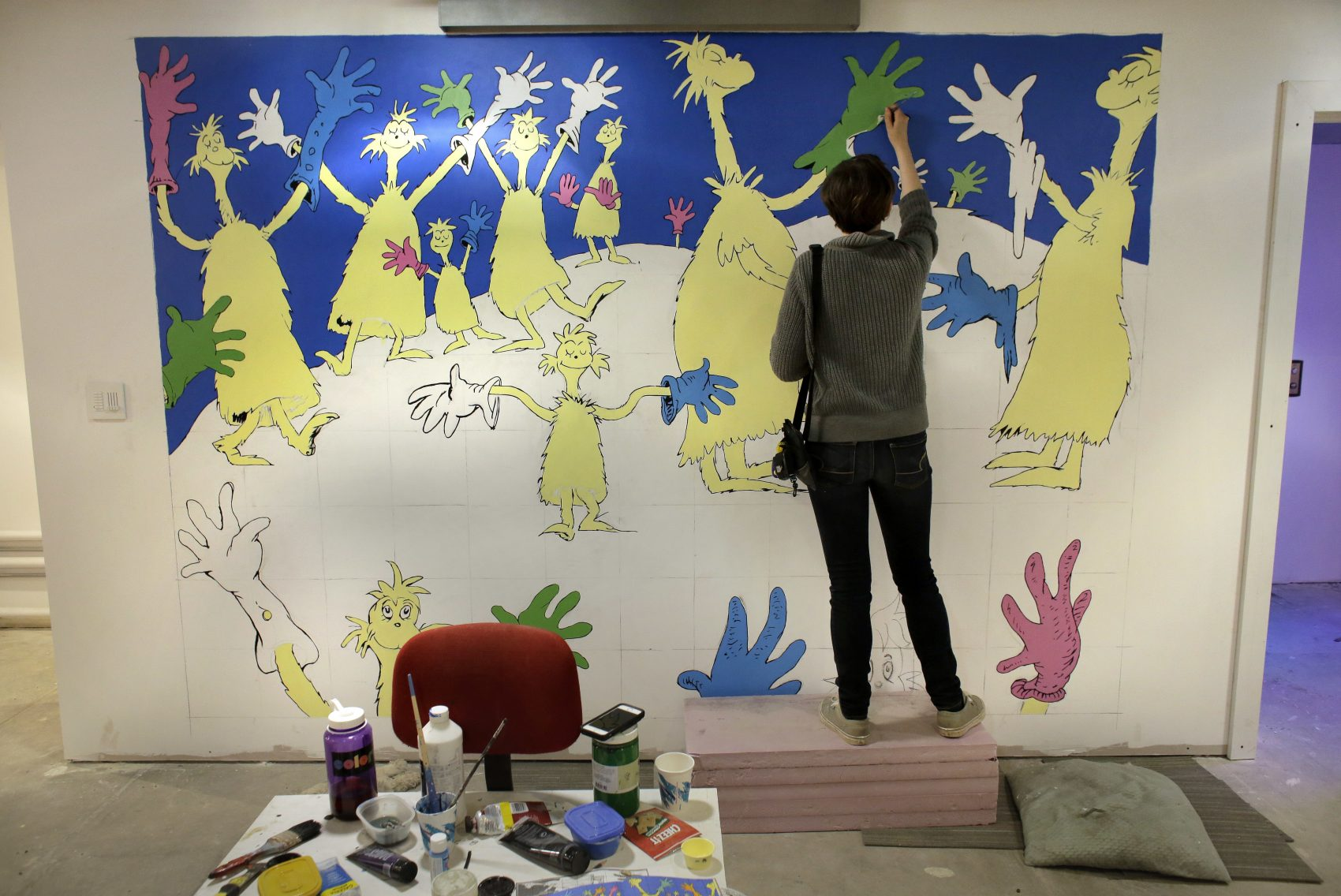 A Look Inside Springfields New Dr Seuss Museum The ARTery