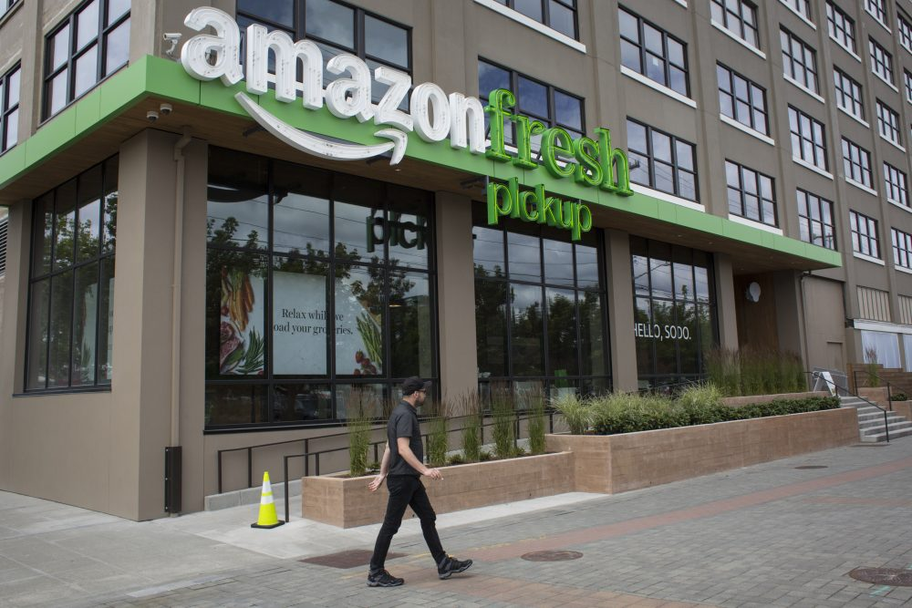 Congressman Lists Lawmakers Concerns Surrounding Amazon's Acquisition Of Whole Foods