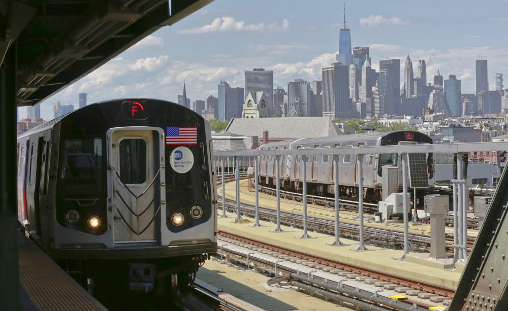 New York City Subway Gets $1 Billion For Improvements | Here & Now