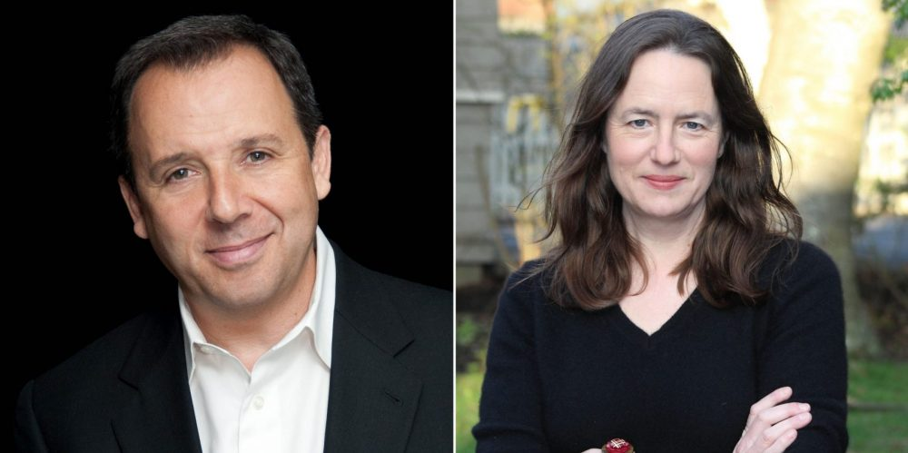 Ron Suskind and Heather Cox Richardson