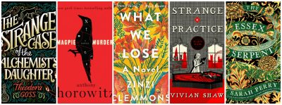 Five recommended books to add to your summer reading list, from NPR's Petra Mayer. (Courtesy of the publishers)