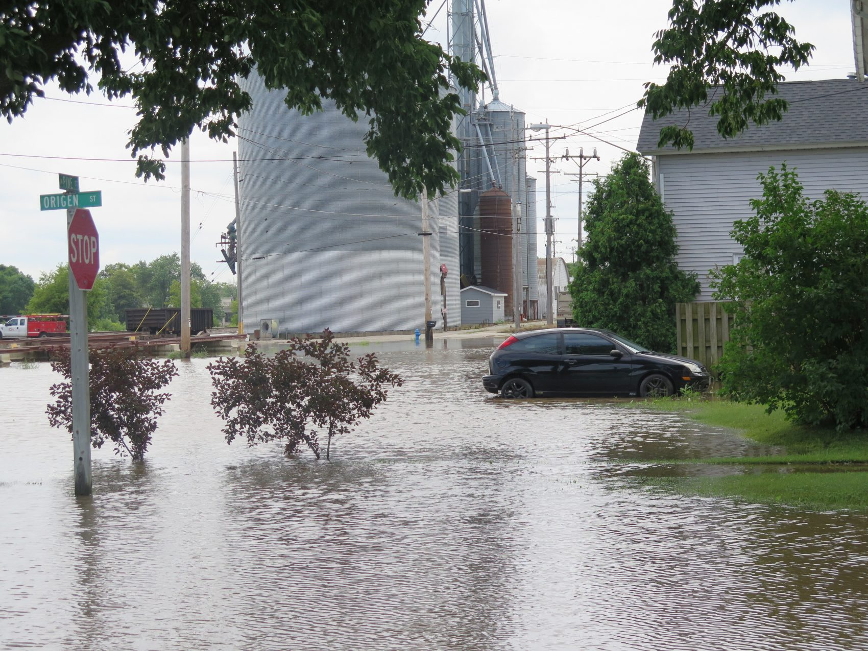 Severe Storms Flood Wisconsin City | NCPR News