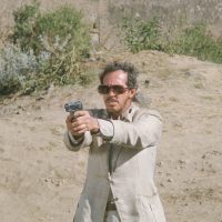 "Warren Oates in Sam Peckinpah's 1974 film ""Bring Me the Head of Alfredo Garcia."" (Courtesy Photofest)"