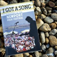 """I Got a Song"" by Rick Massimo. (Robin Lubbock/WBUR)"