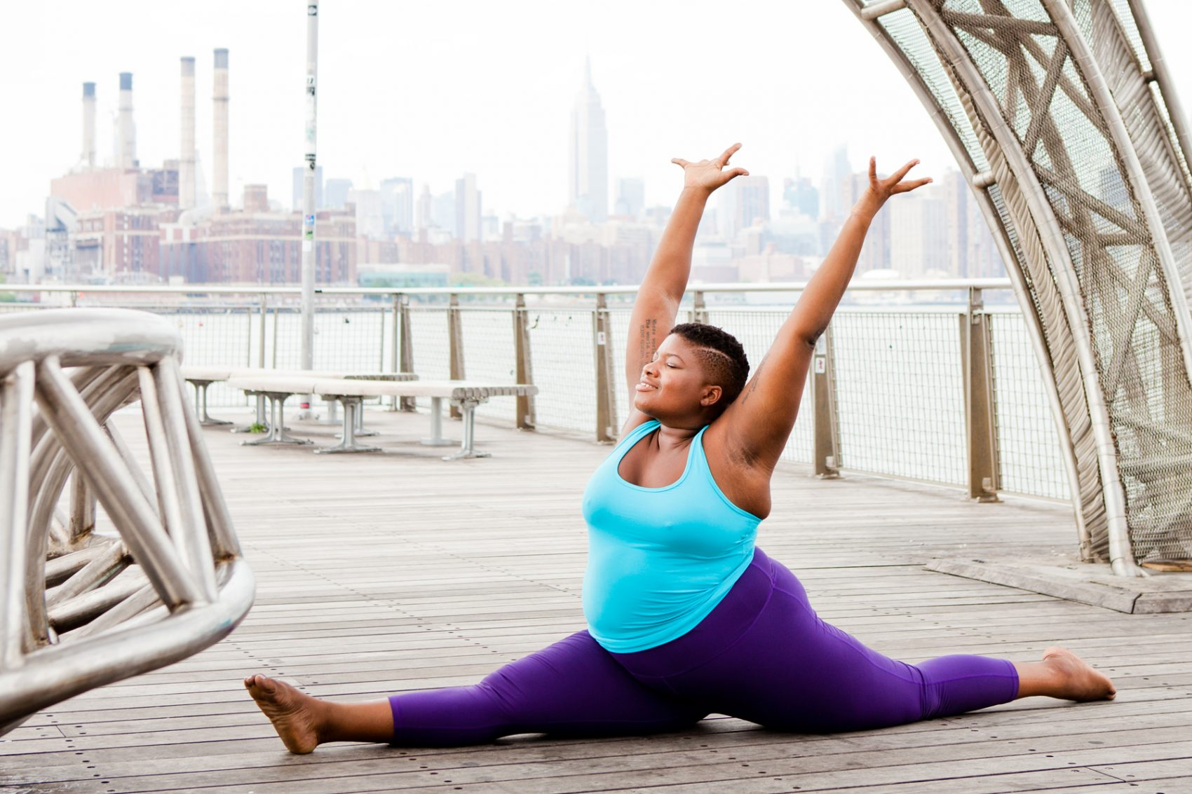 Every Body Yoga Encourages Self Love And Everyone To Get