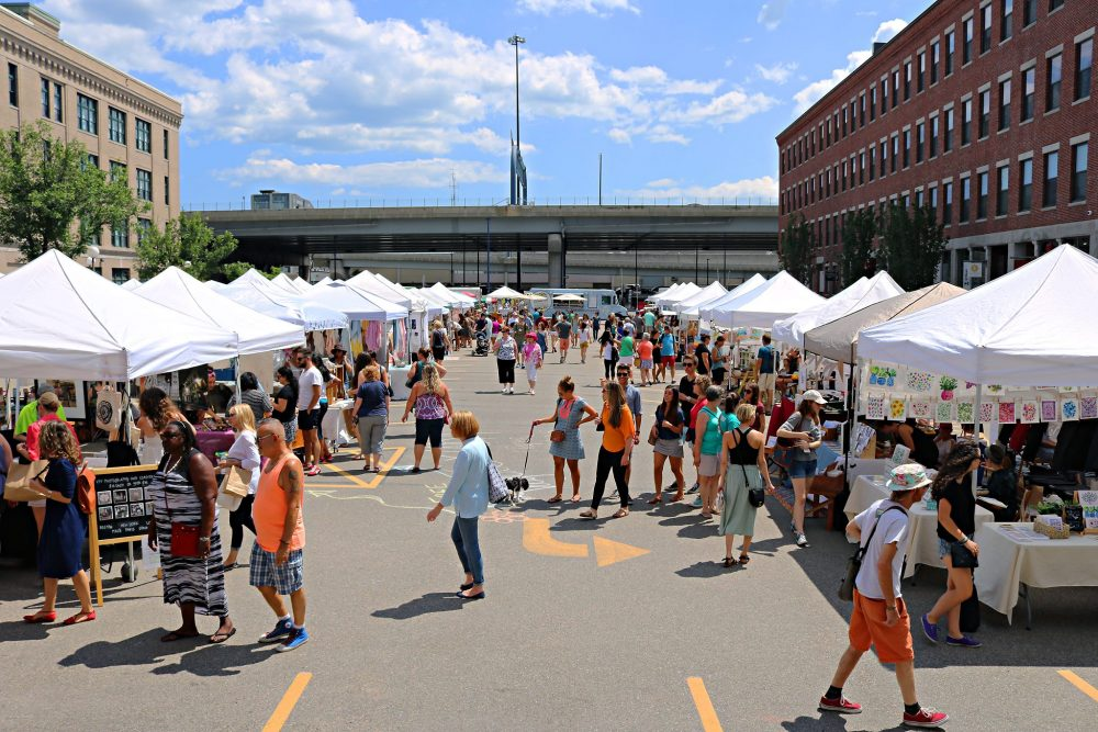 SoWa Open Market in the South End. (Courtesy SoWa)