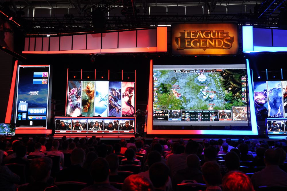 League of Legends tournament in 2013. (Marco Verch/Flickr)
