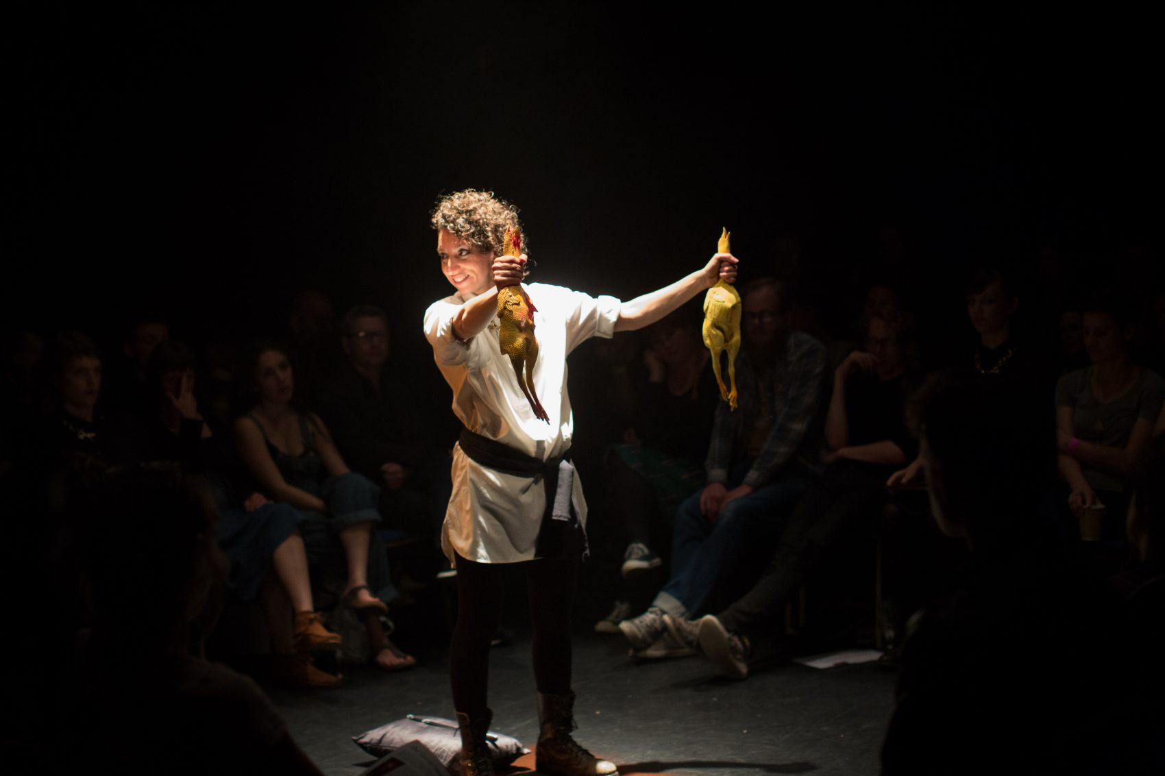 25 mostly free ways to acquaint yourself with bostons arts scene rachel mars in our carnal hearts at oberon courtesy claire haigh solutioingenieria Image collections