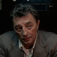 "Robert Mitchum in the film ""The Friends of Eddie Coyle."" (Courtesy Criterion Collection)"
