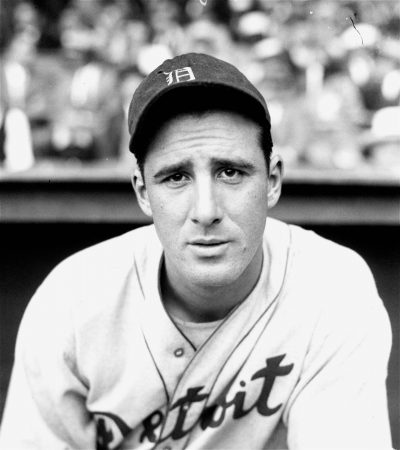 Hank Greenberg, Sept. 27, 1934. (AP Photo)