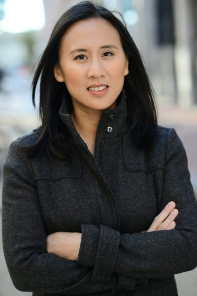 Author Celeste Ng (Kevin Day Photography)