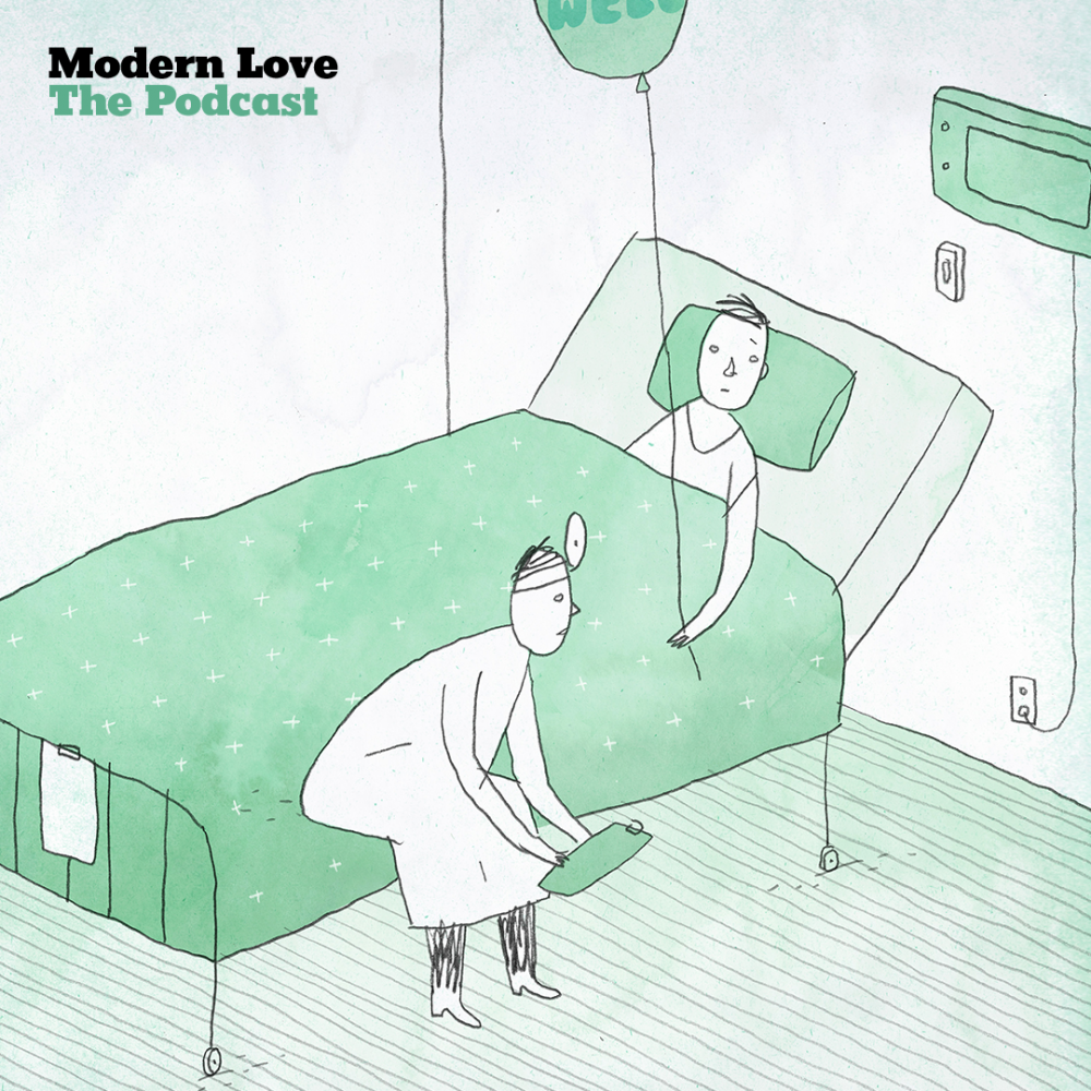 nursing a wound modern love modern love brian rea for the new york times