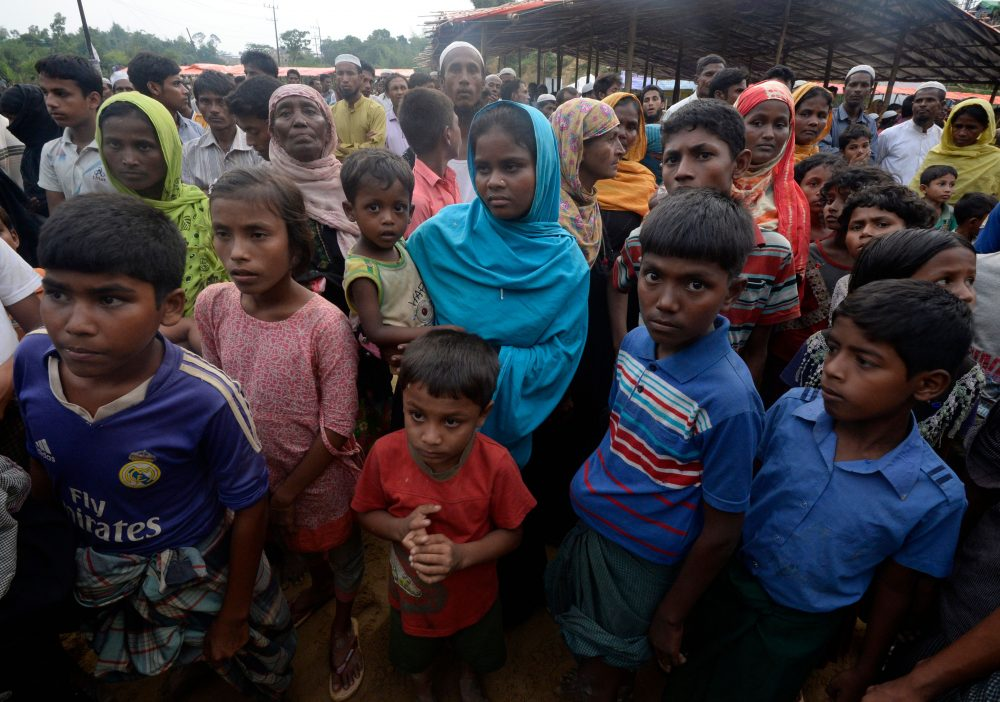 'Scorched-Earth Campaign': Myanmar Army Slaughtered Minority Muslims, Amnesty International Says