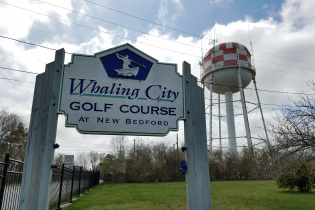 The Whaling City Golf Course is one site location New Bedford is considering for its Amazon bid. (Courtesy Taylor Cormier, 1420 WBSM)