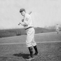 Those who watched Hal Chase (pictured here in 1909) play said he was a terrific first baseman. But he might be known best for his game-fixing. (Courtesy of the National Baseball Hall of Fame Library, Cooperstown, N.Y.)