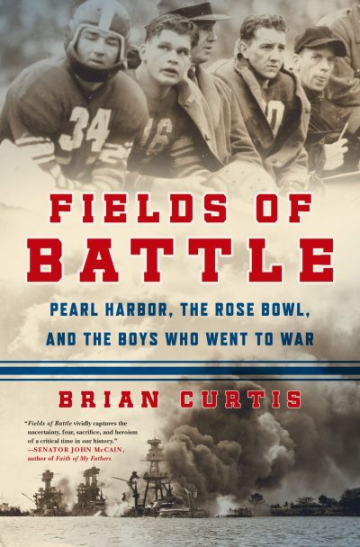 """Fields of Battle"" by Brian Curtis."