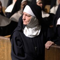 "Melissa Leo as Reverend Mother in ""Novitiate."" (Mark Levine, Courtesy of Sony Pictures Classics)"