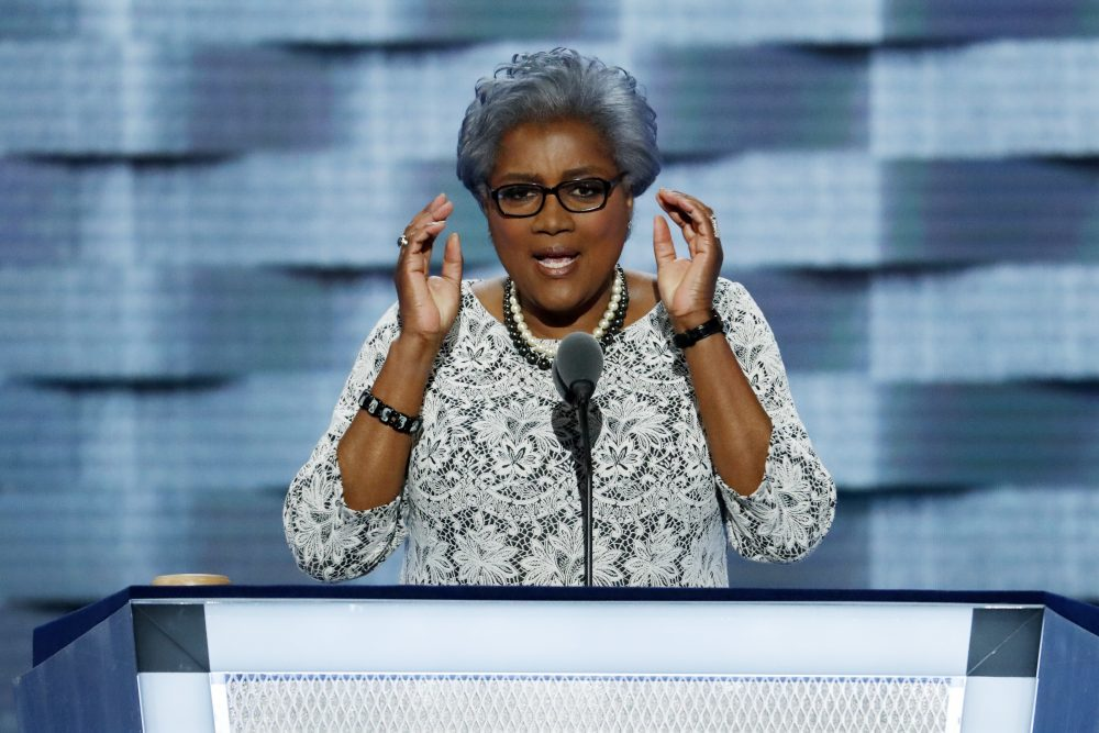 Donna Brazile: DNC Was Under Full Control of Clinton Campaign
