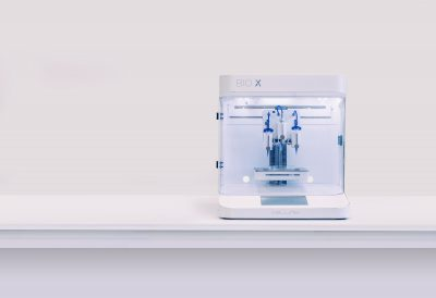 The BIO X 3D printer (Courtesy of CELLINK)