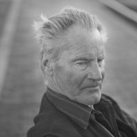 Writer and actor Sam Shepard. (Courtesy Grant Delin)