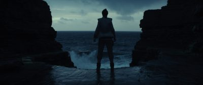 "A still from ""Star Wars: The Last Jedi."" (Courtesy Film Frames Industrial Light & Magic/Lucasfilm)"