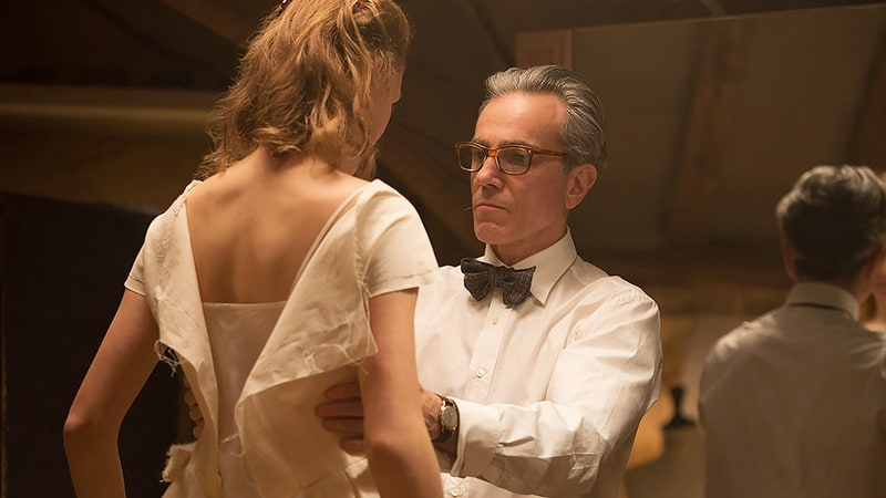 "Daniel Day-Lewis in ""Phantom Thread."" Courtesy Focus Features)"