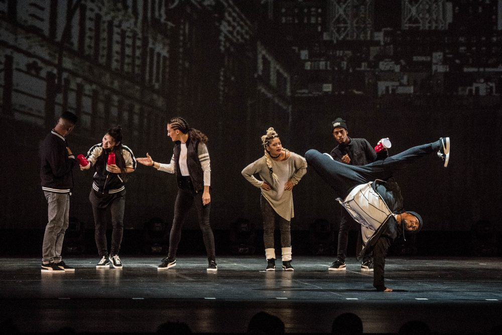 """The Hip Hop Nutcracker"" at the Dolby Theatre in November in Los Angeles. (Courtesy Timothy Norris)"