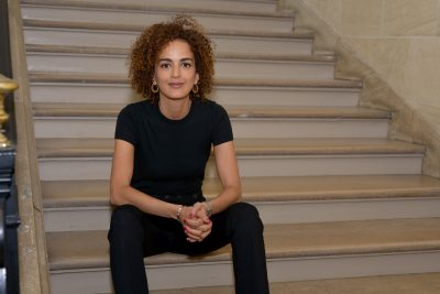 Author Leila Slimani. (Courtesy Catherine Hélie/Editions Gallimard)