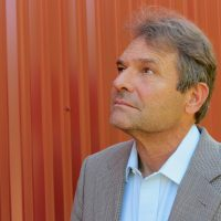 The writer Denis Johnson. (Courtesy Cindy Lee Johnson)