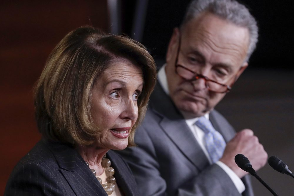 Image result for congress usa 30 january 2018 schumer