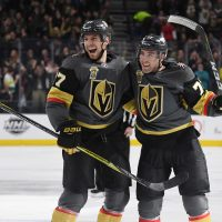 The Golden Knights have enjoyed a historic first season in the NHL, one that hasn't been seen in the history of the league. (Photo by Ethan Miller/Getty Images)