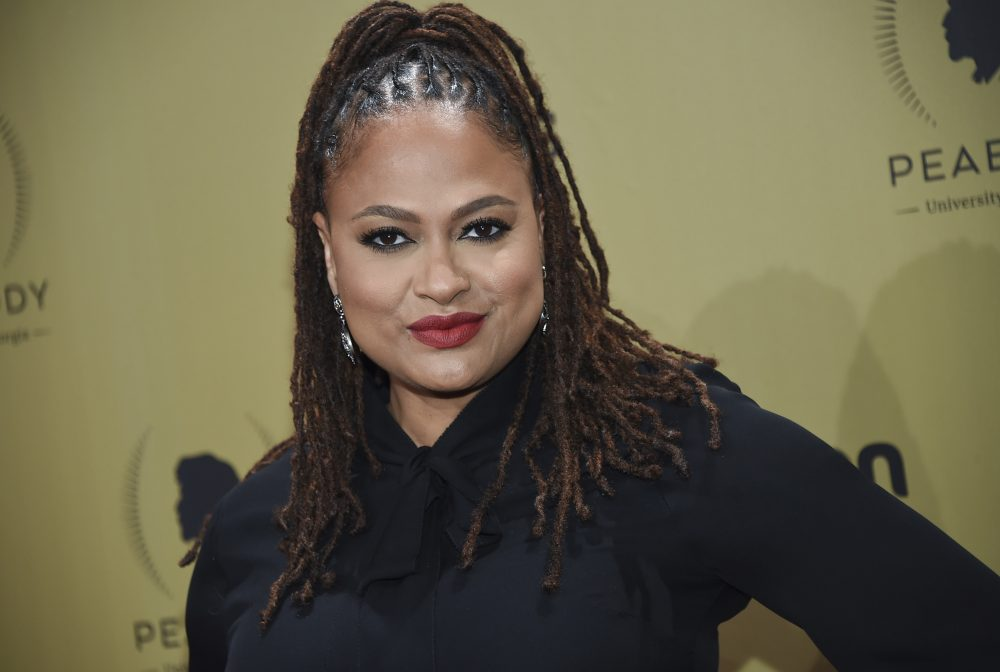 Director Ava DuVernay attends the 76th Annual Peabody Awards at Cipriani Wall Street in New York. (Evan Agostini/Invision/AP)