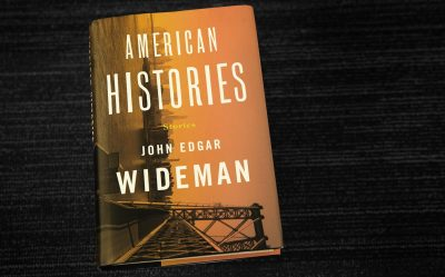 """American Histories,"" by John Edgar Wideman. (Robin Lubbock/WBUR)"