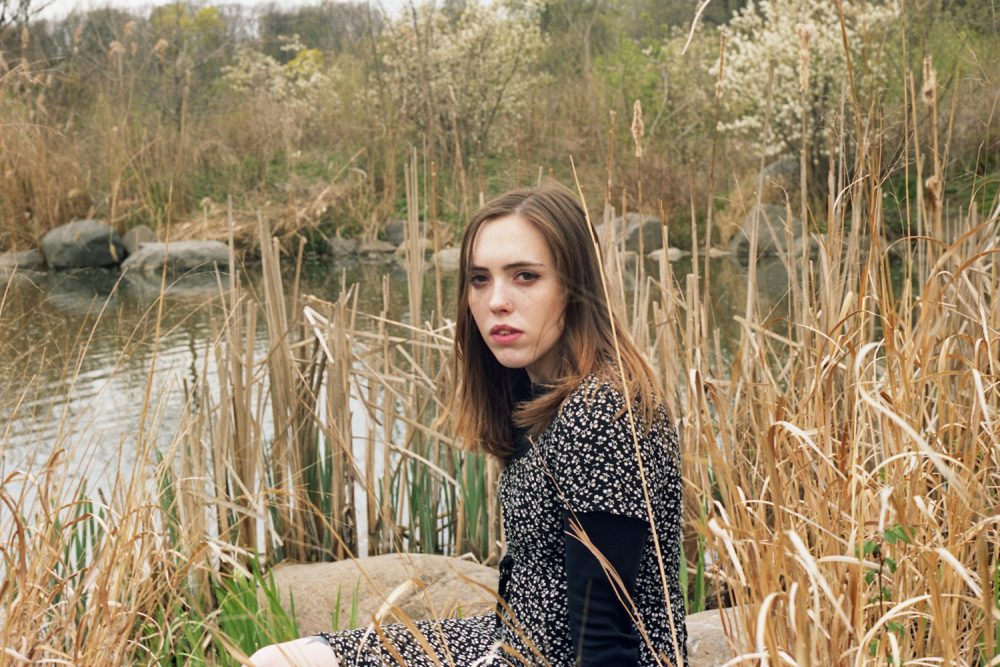 The musician Soccer Mommy, aka Sophie Allison. (Handout photo)