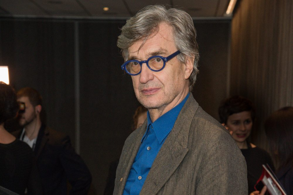 Filmmaker Wim Wenders photographed in 2015. (Rob Latour/Invision/AP)