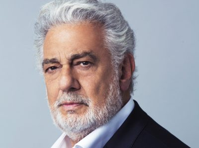 Singer Plácido Domingo. (Courtesy Pedro Walker)