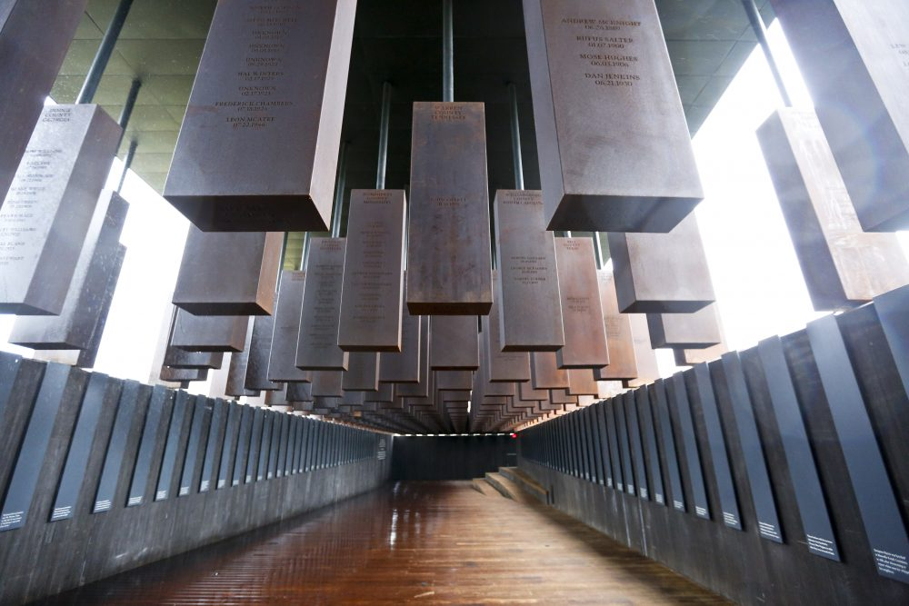 Alabama Memorial Confronts America's Legacy of Lynching