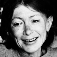 Author Joan Didion in December 1977 (AP)