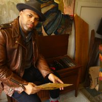 Singer-songwriter Eric Roberson. (Courtesy)