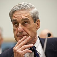 FBI Director Robert Mueller listens as he testifies on Capitol Hill in Washington in June 2013. (J. Scott Applewhite/AP)
