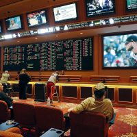 After the Supreme Court's decision, many states are expected to legalize sports gambling. (John Locher/AP)