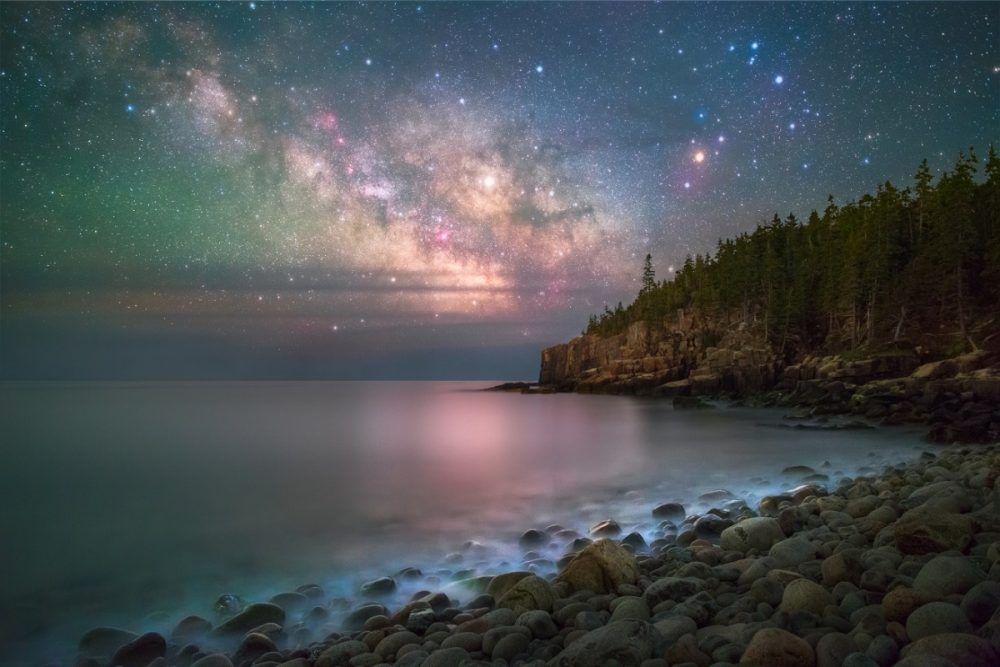 Acadia National Park, 2017. (Courtesy Manish Mamtani/U.S. Department of the Interior)