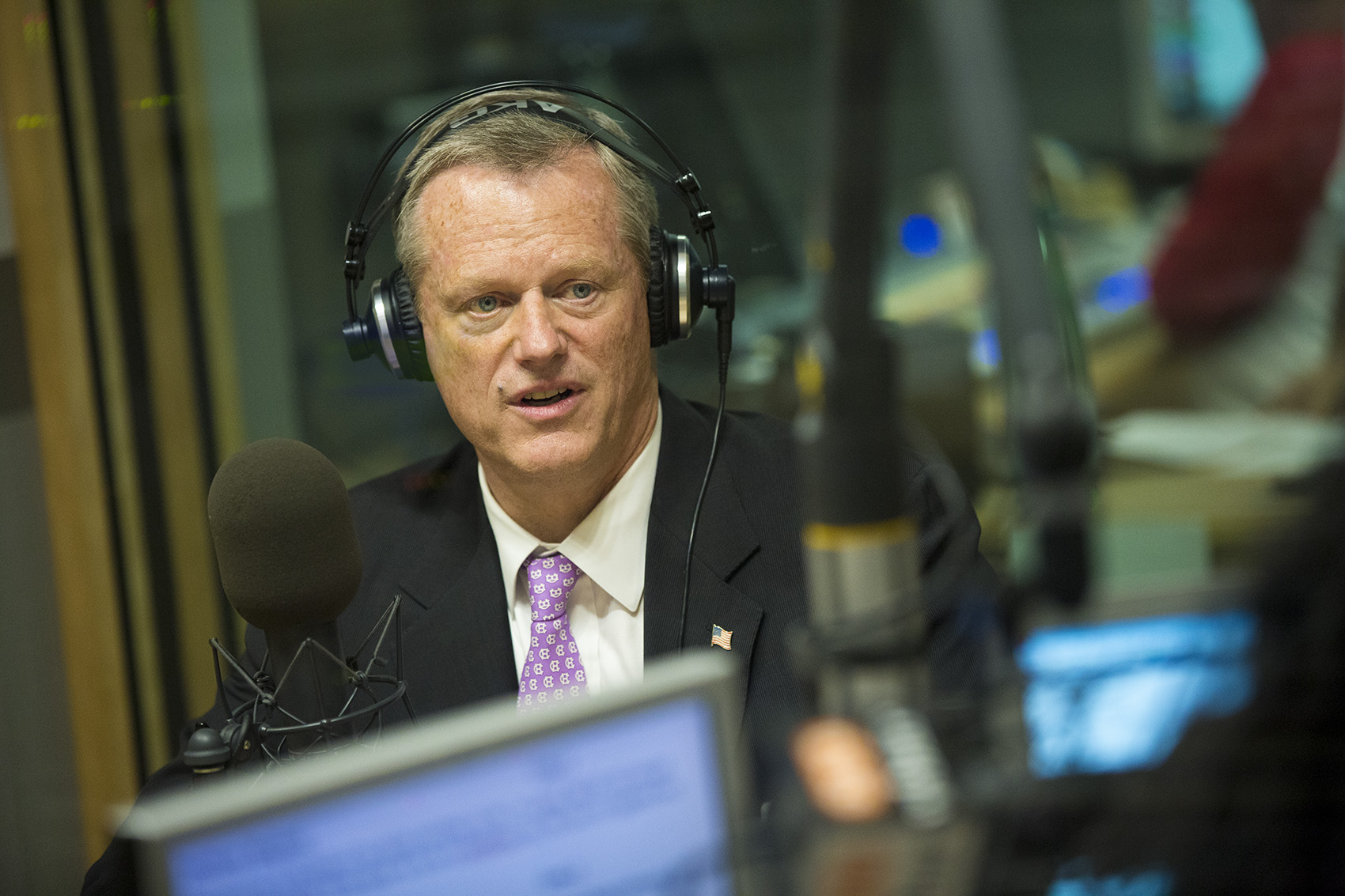 Gov. Baker Talks 'Red Flag' Law, MBTA And The GOP Race ...