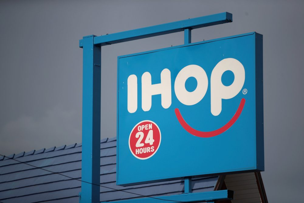 An IHOP restaurant in Chicago. (Scott Olson/Getty Images)