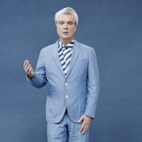 Musician David Byrne. (Courtesy Jody Rogac)