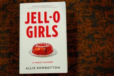 """Jell-O Girls,"" by Allie Rowbottom. (Robin Lubbock/WBUR)"